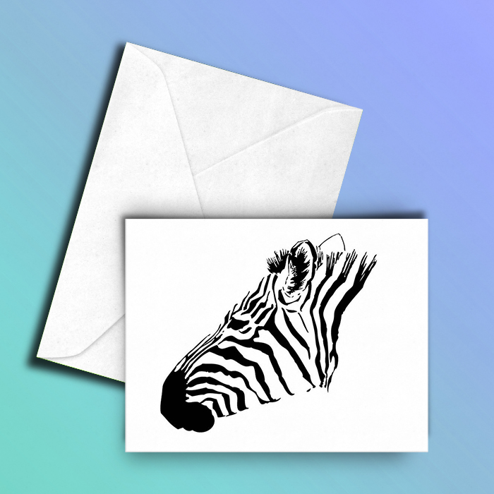 zebra vector illustration